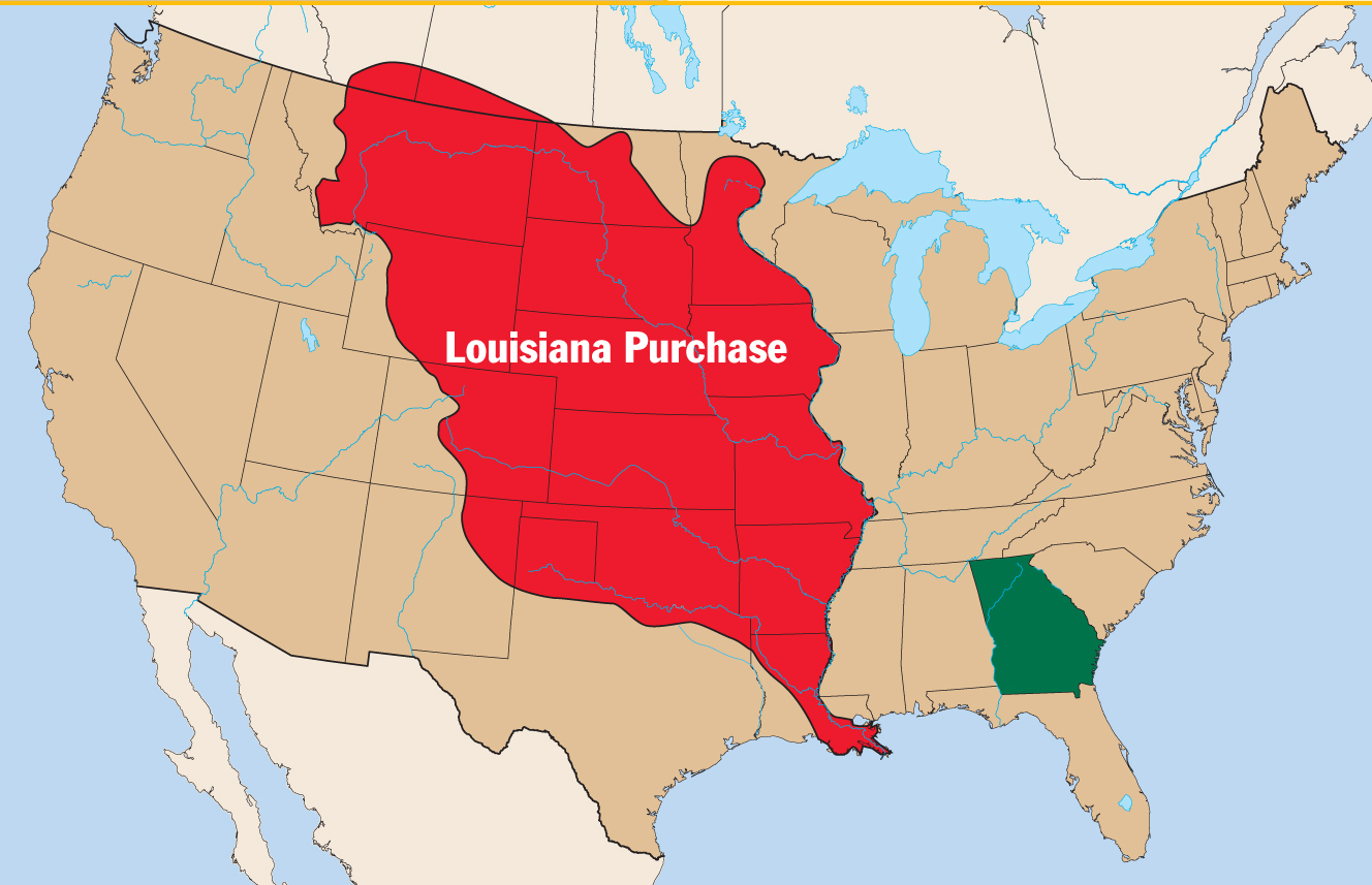 Louisiana Purchase - Mistakes Were Made